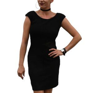 Guess by Marciano black padded no sleeve d…